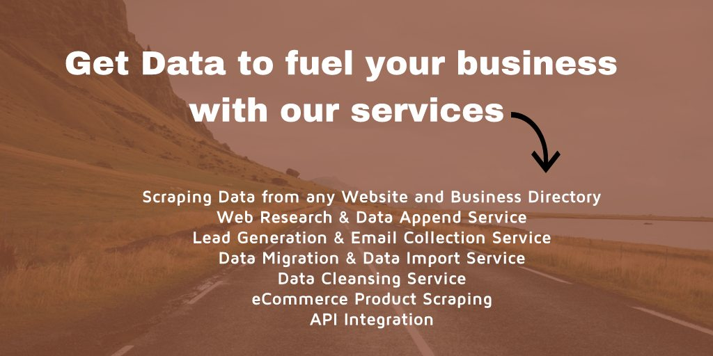 Web Scraping Service