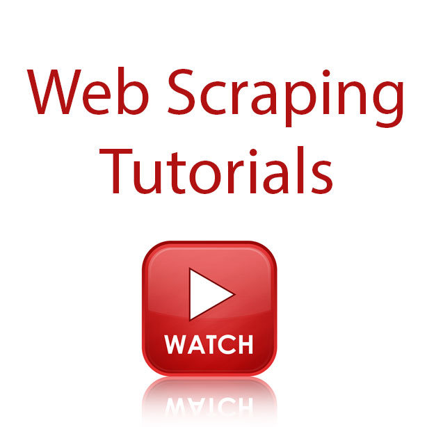 Web scraping tutorial
