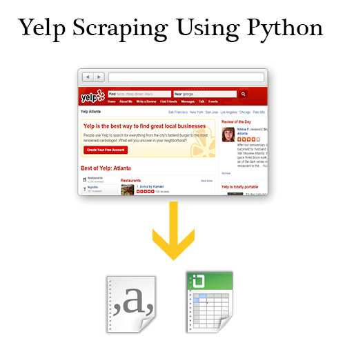 Yelp Scraping