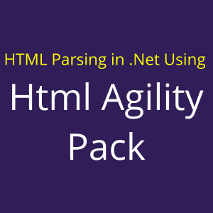 web-scraping-using-htmlagilitypack